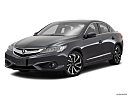 2016 Acura ILX Technology Plus and A-Spec Package, front angle medium view.