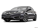 2016 Acura ILX Technology Plus and A-Spec Package, front angle view, low wide perspective.