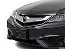 2016 Acura ILX Technology Plus and A-Spec Package, close up of grill.