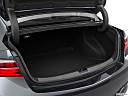 2016 Acura ILX, trunk open.