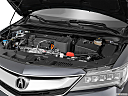 2016 Acura ILX, engine.