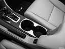 2016 Acura ILX, cup holders.
