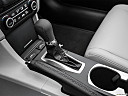 2016 Acura ILX, gear shifter/center console.