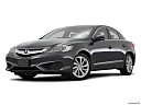 2016 Acura ILX, front angle medium view.