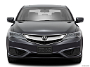 2016 Acura ILX, low/wide front.