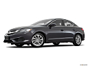2016 Acura ILX, low/wide front 5/8.