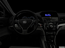 "2016 Acura ILX, centered wide dash shot - ""night"" shot."