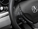 2016 Acura ILX, steering wheel controls (left side)