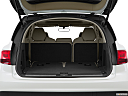 2016 Acura MDX, trunk open.