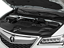 2016 Acura MDX, engine.