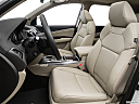 2016 Acura MDX, front seats from drivers side.