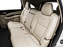 2016 Acura MDX, rear seats from drivers side.