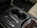2016 Acura MDX, cup holders.