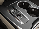 2016 Acura MDX, gear shifter/center console.