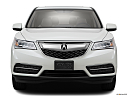 2016 Acura MDX, low/wide front.