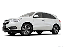 2016 Acura MDX, low/wide front 5/8.