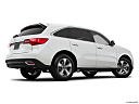 2016 Acura MDX, low/wide rear 5/8.