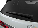 2016 Acura MDX, rear window wiper