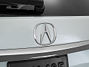 2016 Acura MDX, rear manufacture badge/emblem