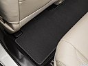 2016 Acura MDX, rear driver's side floor mat. mid-seat level from outside looking in.