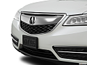 2016 Acura MDX, close up of grill.