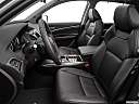 2016 Acura MDX SH-AWD, front seats from drivers side.