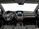 2016 Acura MDX SH-AWD, centered wide dash shot