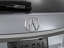 2016 Acura MDX SH-AWD, rear manufacture badge/emblem