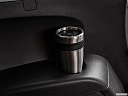 2016 Acura MDX SH-AWD, third row side cup holder with coffee prop.