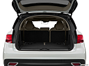 2016 Acura MDX SH-AWD, trunk open.