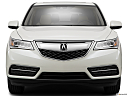 2016 Acura MDX SH-AWD, low/wide front.