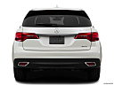 2016 Acura MDX SH-AWD, low/wide rear.