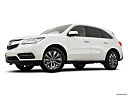 2016 Acura MDX SH-AWD, low/wide front 5/8.