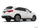 2016 Acura MDX SH-AWD, low/wide rear 5/8.
