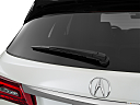 2016 Acura MDX SH-AWD, rear window wiper