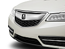 2016 Acura MDX SH-AWD, close up of grill.