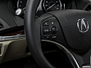2016 Acura MDX SH-AWD, steering wheel controls (left side)