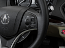 2016 Acura MDX SH-AWD, steering wheel controls (right side)