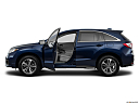 2016 Acura RDX AWD, driver's side profile with drivers side door open.