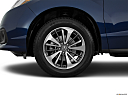 2016 Acura RDX AWD, front drivers side wheel at profile.