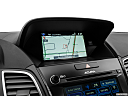 2016 Acura RDX AWD, driver position view of navigation system.
