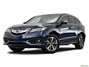 2016 Acura RDX AWD, front angle medium view.