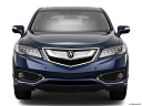 2016 Acura RDX AWD, low/wide front.