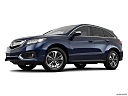 2016 Acura RDX AWD, low/wide front 5/8.