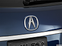 2016 Acura RDX AWD, rear manufacture badge/emblem
