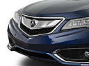 2016 Acura RDX AWD, close up of grill.