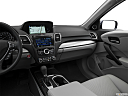 2016 Acura RDX AWD, center console/passenger side.