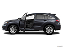2016 Acura RDX, driver's side profile with drivers side door open.