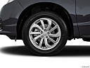 2016 Acura RDX, front drivers side wheel at profile.