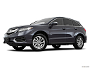 2016 Acura RDX, low/wide front 5/8.